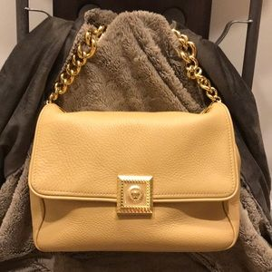 AUTHENTIC Versace Shoulder bag with extra strap